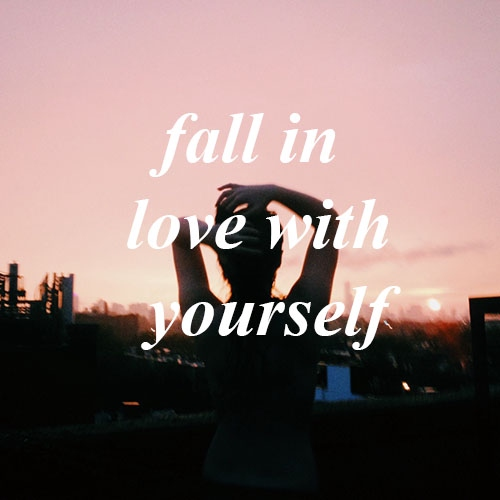 8tracks Radio Fall In Love With Yourself 16 Songs Free And
