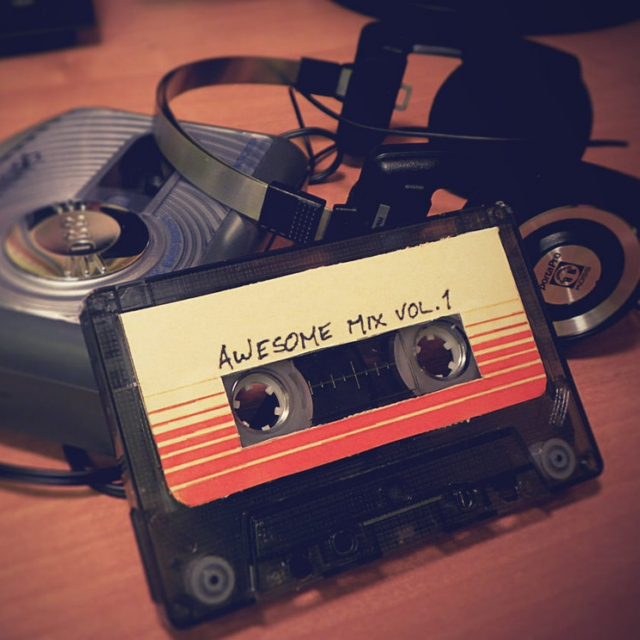 Awesome Mix vol. 1+2