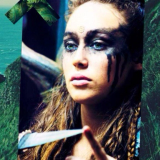 The 100: Commander Lexa