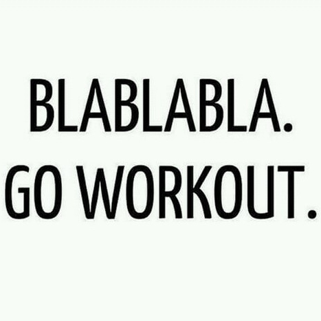 Workout NOW !