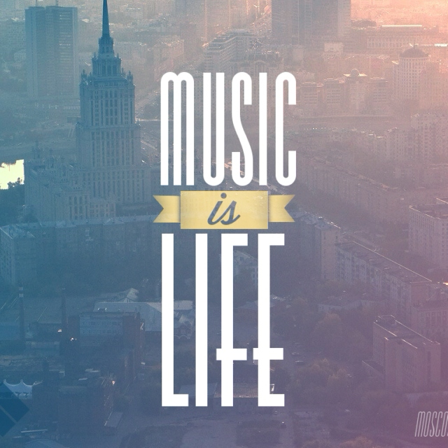 Let music play