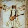 The Vitruvian Rocker