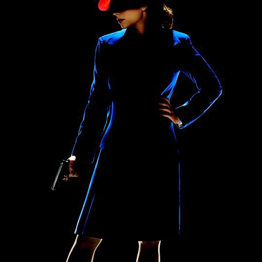 Peggy Carter: Our Lady of Badassery