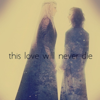this love will never die