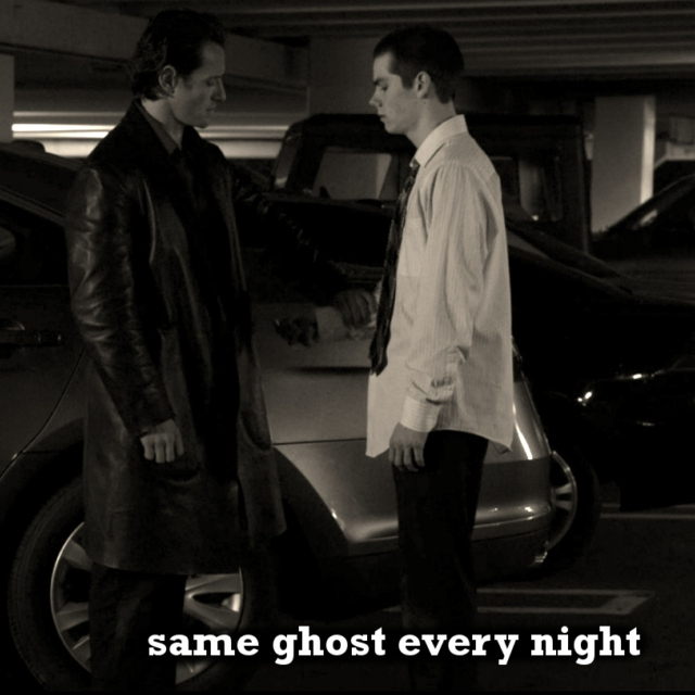 Same Ghost Every Night