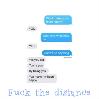 Fuck The Distance