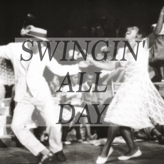 swingin' all day