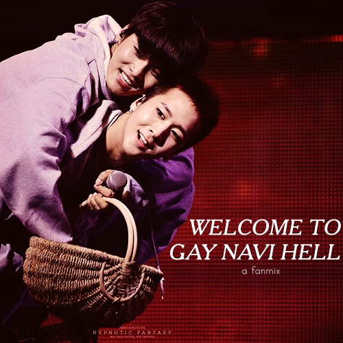 welcome to gay navi hell