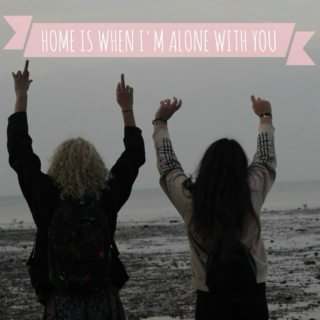 home is when i'm alone with youღ