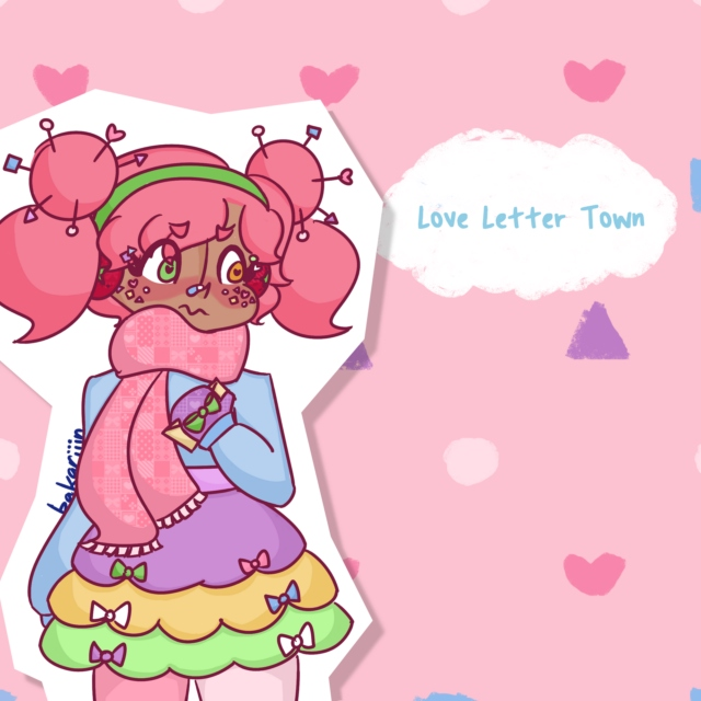 love letter town