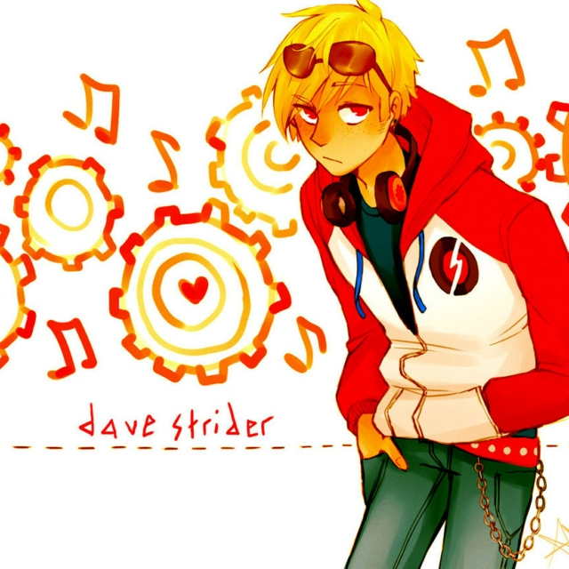 ironically: a dave strider mix