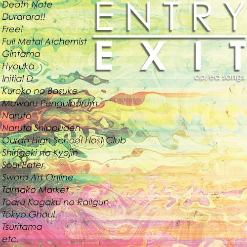 Entry//Exit
