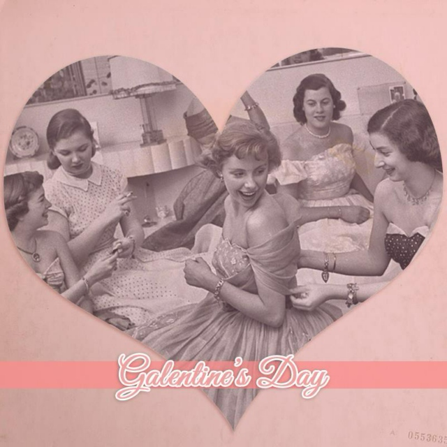 LADYSOUNDS #64: GALENTINE'S SPECIAL (15 FEBRUARY 2015)