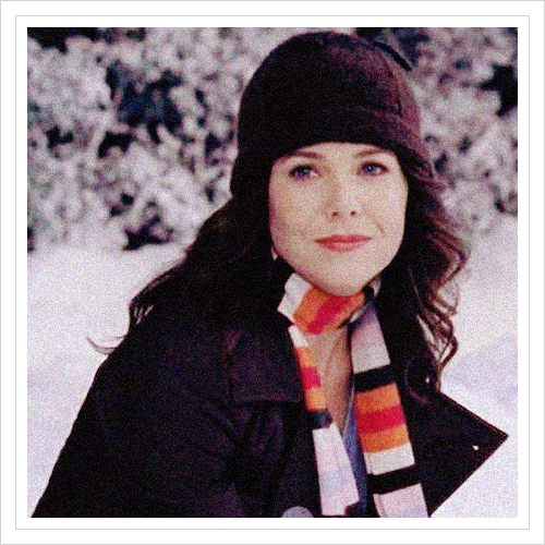 Lorelai Gilmore: I am a kayak, hear me roar