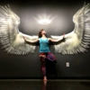 Yoga Gives You Wings