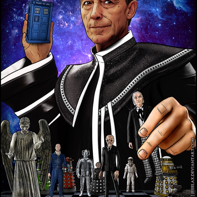 Doctor Who: Dark Future