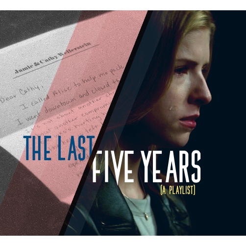 The Last Five Years (A master playlist of covers)
