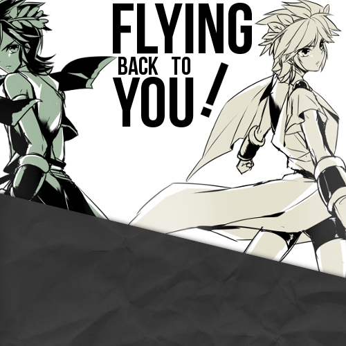 Flying Back To You