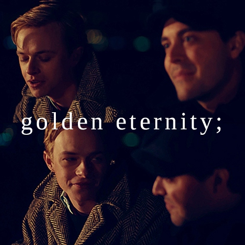 golden eternity;
