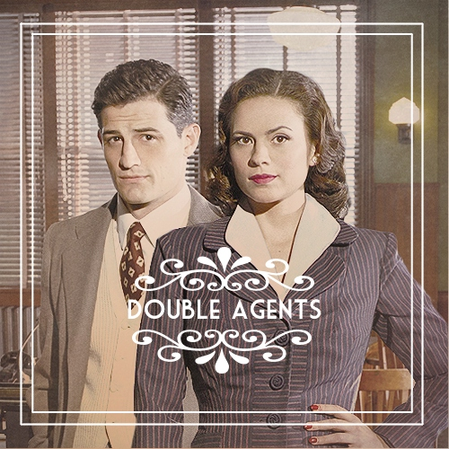 double agents // peggysous