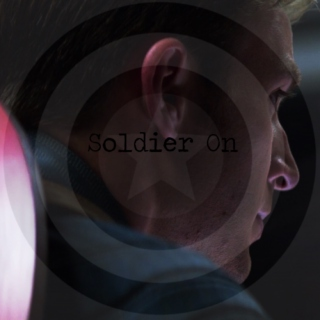 Steve Rogers: Soldier On
