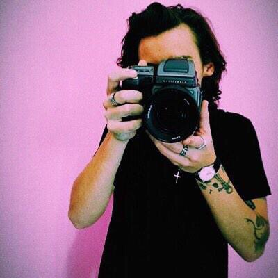 we keep this love in a photograph.