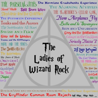 The Ladies of Wizard Rock