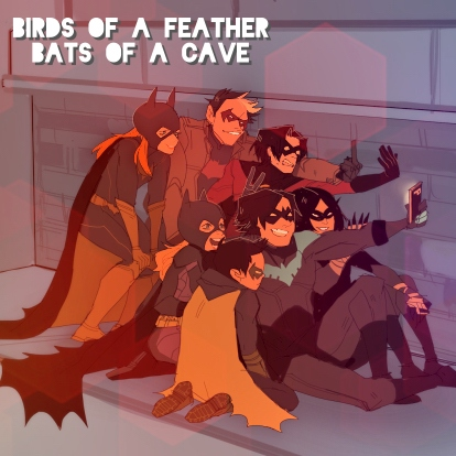 Birds Of A Feather; Bats Of A Cave
