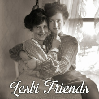 Lesbi Friends