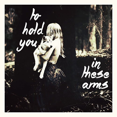 To Hold You In These Arms