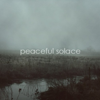 peaceful solace (a mix for relaxing)