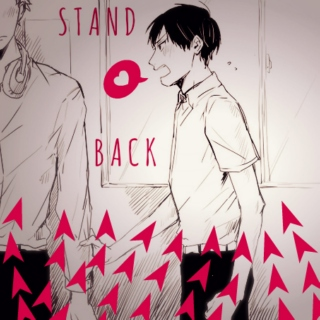 stand back; {tsukikage mix}