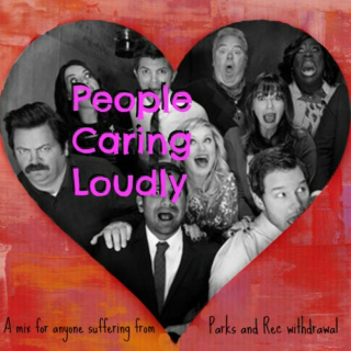 People Caring Loudly