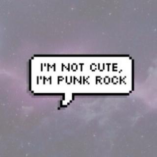 just a punk rock mix >.<