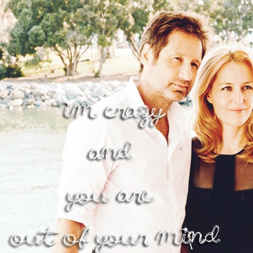 | 'We're closer now than we've ever been' | A David Duchovny & Gillian Anderson playlist »