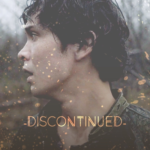 - DISCONTINUED -