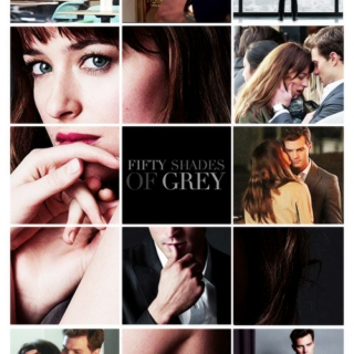 ♡ fifty shades of grey ♡