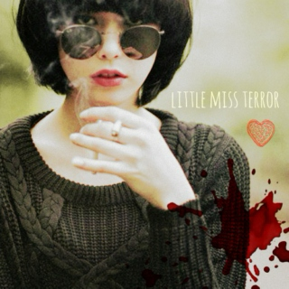 Little miss terror