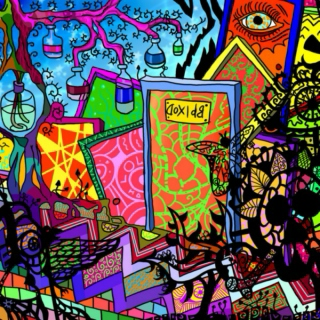 Psychedelic Shack (1965-1972)