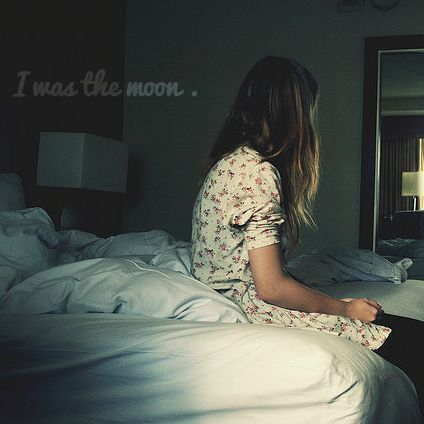 I Was The Moon ☾