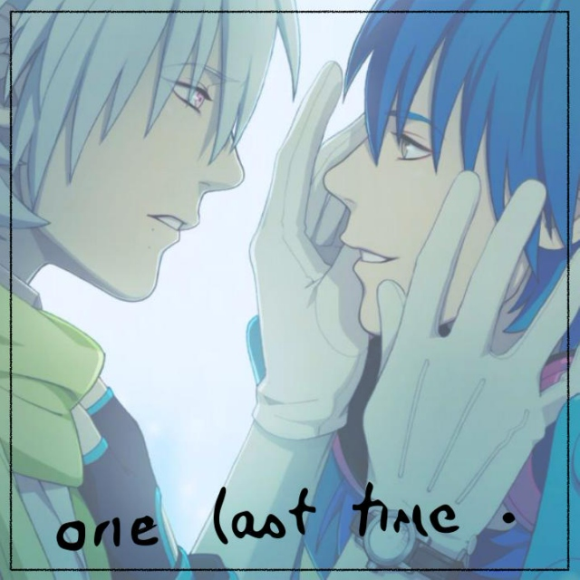 One Last Time. (Clear/Aoba)