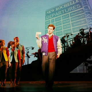 big man in town | male broadway solos