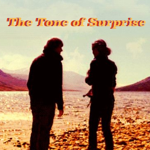 The Tone of Surprise