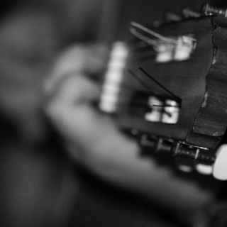 World voices with guitars*