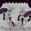 Black Boardwalk
