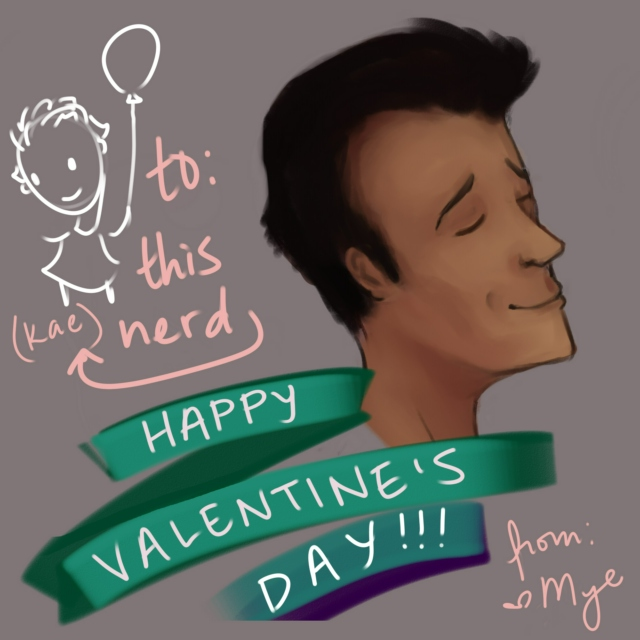 Belated Love Day Thing