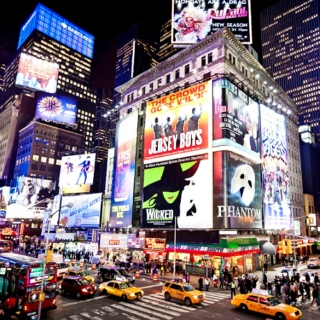 Broadway About New York