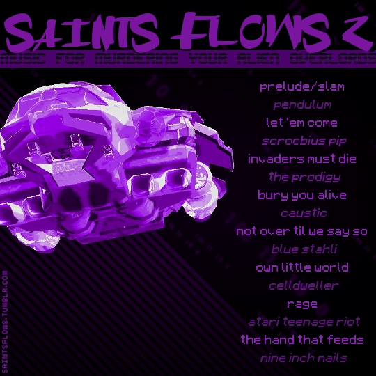 Saints Flows 2
