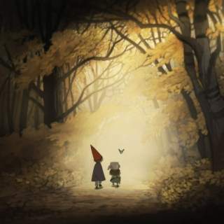 The Spirits of Over The Garden Wall