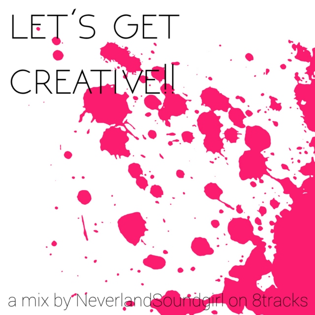 let's get creative!!
